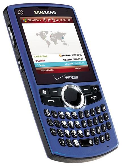 Verizon Samsung Saga QWERTY Smartphone