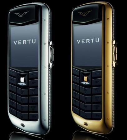 Vertu Constellation Diamonds Luxury Phone