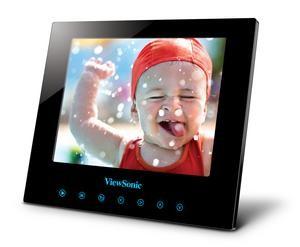 Viewsonic DPG807BK digital photo frame