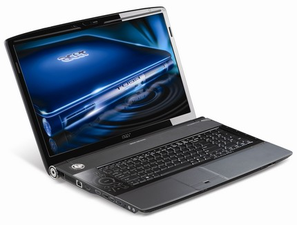 Acer Aspire 8930G-7665 Core 2 Quad Laptop
