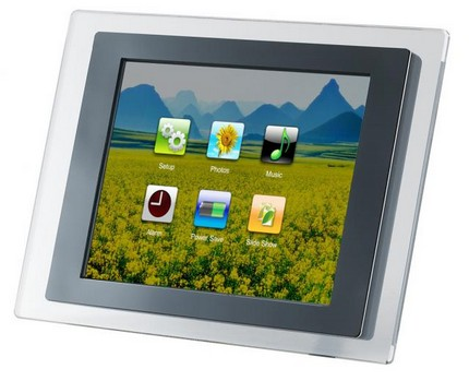 Aequitas iGala IWP808 Wireless Digital Frame
