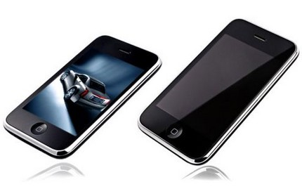 EPhone M8 iPhone Clone