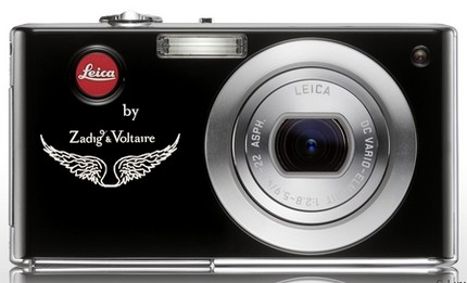 Leica C-Lux 3 by Zadig & Voltaire Special Edition