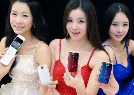 LG LG-SH490 Make-up Phone