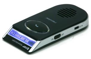 Nextar NXBT-001 and NXBT-002 Solar Bluetooth In-car Handsfree Kits