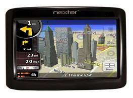Nextar Q4-LT Navigation System