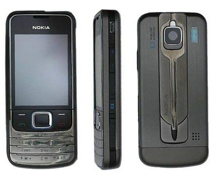 Nokia 6208 Classic with touchscreen