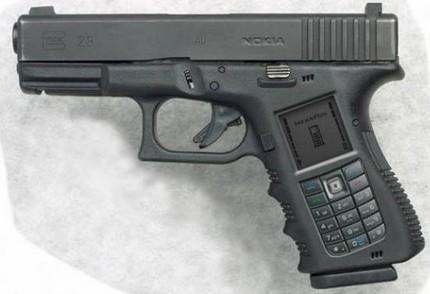 Nokia Gun Phone