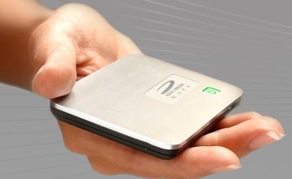 Novatel MiFi 3G Intelligent Mobile Hotspot