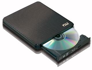 NU EBC100 - Slimmest External Blu-ray combo