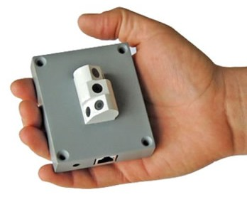 Scallop Imaging Digital Window D7 Surveillance Camera