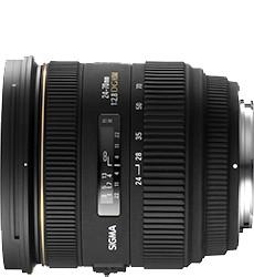 Sigma 24-70mm F2.8 EX DG HSM Lens