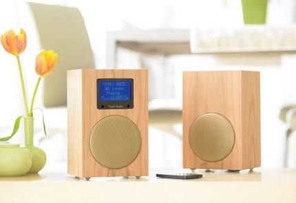 Tivoli Audio NetWorks Wooden Internet Radios