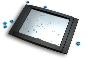 VIA VIPRO VP7710 Fanless Touch Panel PC
