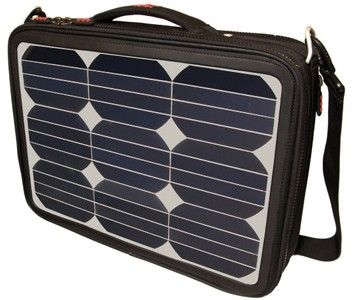 Voltaic Generator Solar Laptop Bag