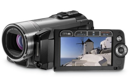 Canon VIXIA HF200 Flash Memory Camcorders