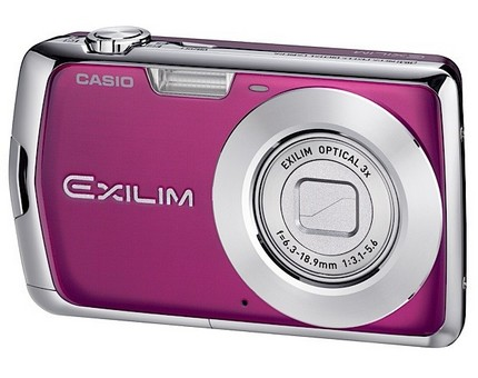 Casio EXILIM Card EX-S5 Sleek and Sturdy Camera