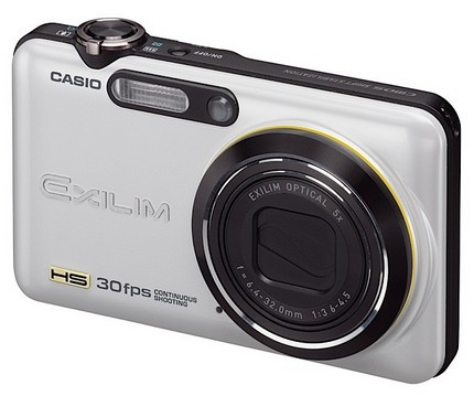 Casio EXILIM EX-FC100 HIGH Speed Camera