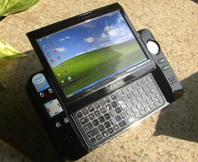 EKING M1 MID with HSDPA, WiMAX, GPS and QWERTY