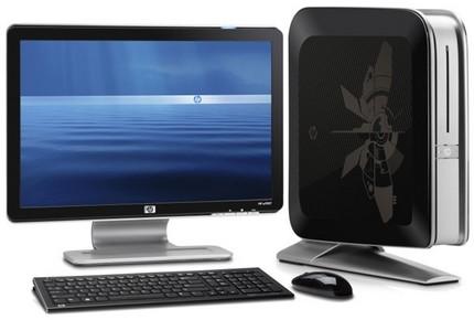 HP Firebird with Voodoo DNA Desktop PC