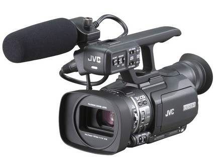 JVC ProHD GY-HM100 and GY-HM700 Camcorders are Final Cut Pro-Ready