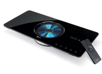 LG DV4S DVD stylish Player