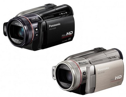 Panasonic HDC-HS300 hard drive full hd camcorder