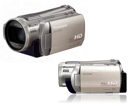 Panasonic HDC-SD200 Full HD Camcorder uses SD Cards