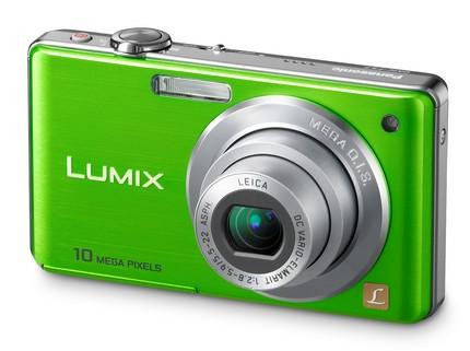 Panasonic Lumix DMC-FS7 stylish camera