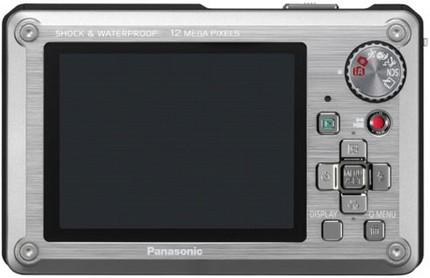 Panasonic Lumix DMC-TS1 Rugged Camera