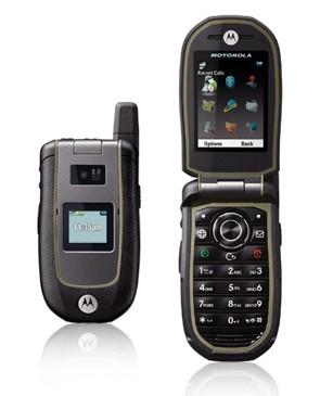 Rogers Motorola Extreme VA76R rugged phone