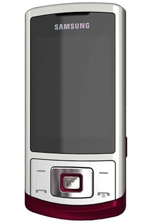 Samsung S3500 Entry-level Slider Phone
