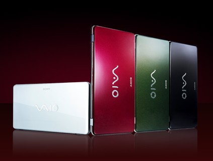 Sony VAIO P Series LifeStyle PC notebook