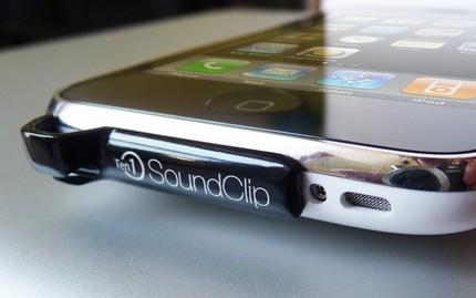 Ten One Design SoundClip Sound Enhancer for iPhone 3G