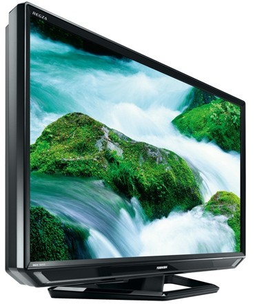Toshiba Cell-based 4k x 2k TV