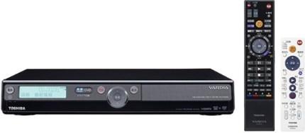 Toshiba Vardia RD-G503 HHD DVR