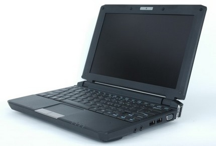 ViewSonic VieBook, VPC100 ViePC and LinkPC Atom PCs