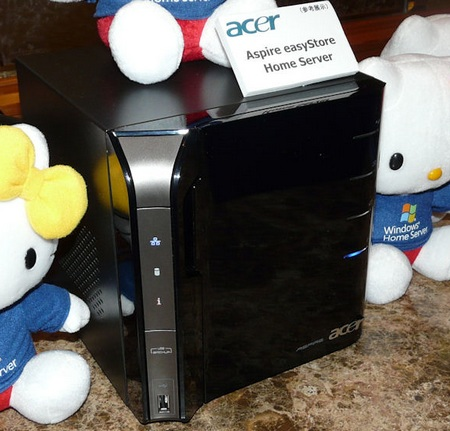 Acer easyStore H340 Home Server