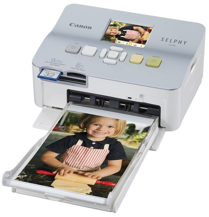 Canon SELPHY CP780 Photo Printer