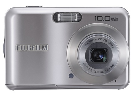 FujiFilm A150 and A100 entry-level cameras