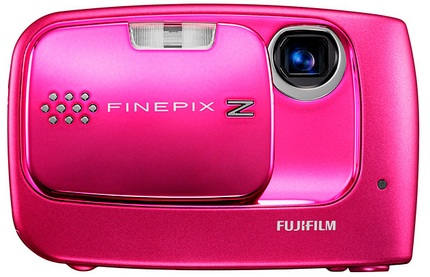 FujiFilm FinePix Z30 Colorful, Fashionable Camera