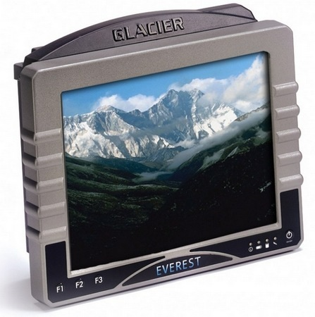 Glacier Everest E4000 Rugged Tablet PC