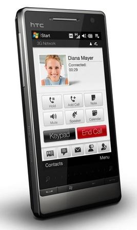 HTC Touch Diamond2 Smartphone