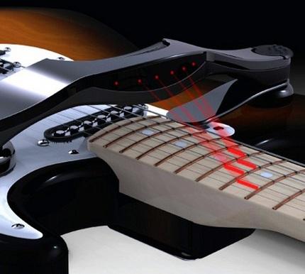Maestro Laser Guitar Learning Add-on