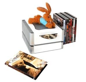 mCubed RipNAS CD Ripper / NAS / Media Streamer
