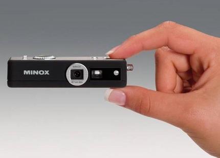 Minox Digital SpyCam DSC
