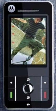 Motorola ZN300 Mobile Phone