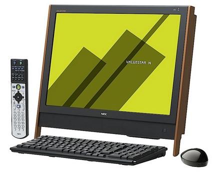 NEC ValueStar N All-in-One Desktop PC