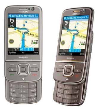 nokia 6710 navigator gps phone - Nokia Maps e Nokia 6710 Navigator