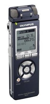 Olympus DS-61 digital voice recorder